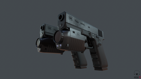 G17 w/ Lasers Attached
